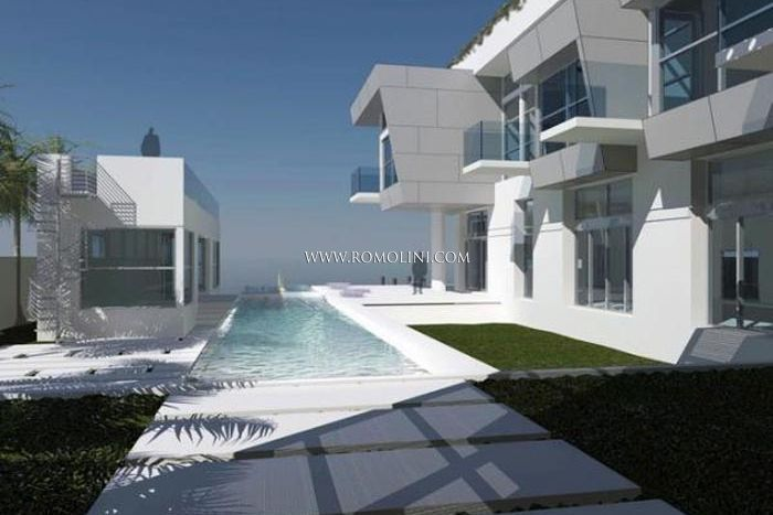 Villa loft fronte mare in vendita Miami Beach Florida