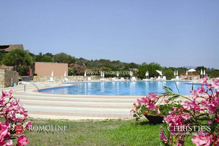 Is Molas Golf Resort ville di lusso Sardegna