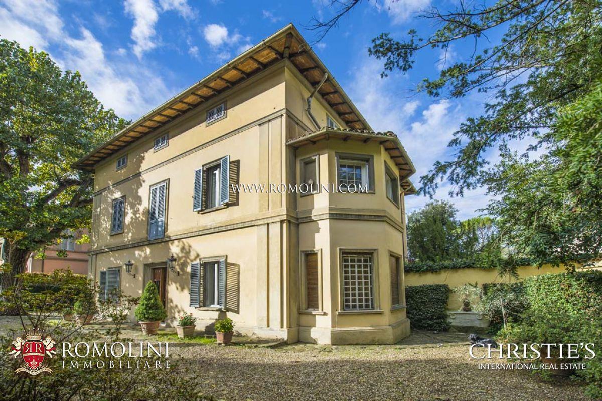 Villa in vendita a poggio imperiale firenze toscana for Villas firenze