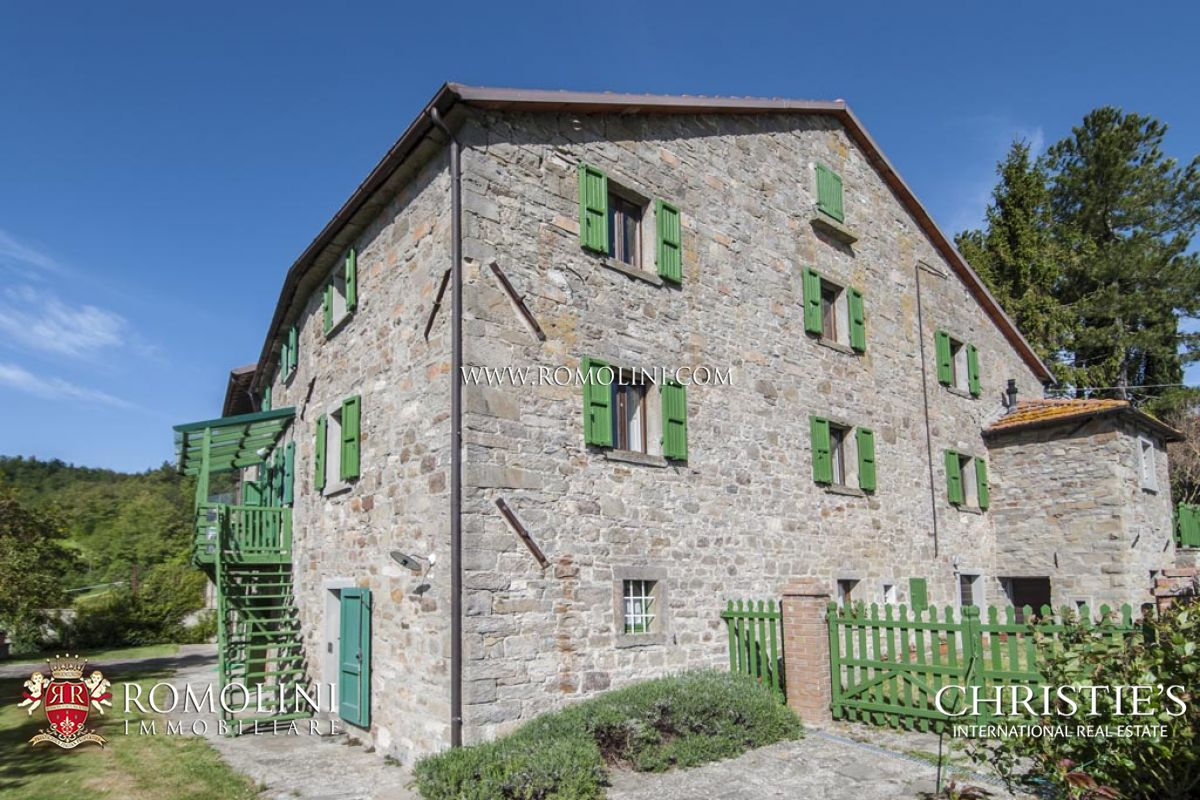 BED AND BREAKFAST 8 CAMERE IN VENDITA IN TOSCANA
